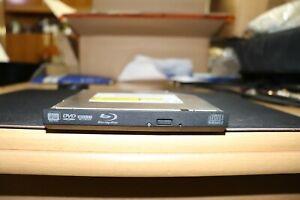 H&L Laptop Blu-Ray DVD±RW Laufwerk CT21N inkl. Original Blende Universal eSATA !