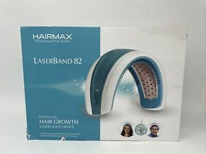 HairMax LaserBand 82 Laser Hair Growth and Hair Loss Treatment Headband!unused!