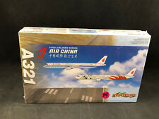 Cyber-Hobby/Dragon A321 Air China Airliner 1:400 Scale Model Kit 2212 NIB