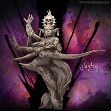 Raging Heroes Death Dancers Lilandriss (Lust Elves SF-F) Female