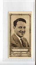 (Jc7643-100)  EDWARDS RINGER & BIGG,CINEMA STARS,B.WASHBURN,1923,#35