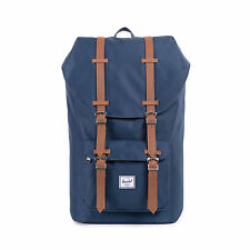 Herschel Supply Co Little America 25l Backpack Travel Bag Navy Blue