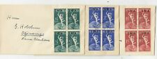 South West Africa KGVI 1949 Covers x 3 Postal History JK1791