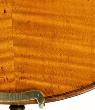 old old old old full size violin with label: A.Guadagnini 1851 vintage antique 4