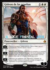 MTG GIDEON DE LAS PRUEBAS - Gideon of the Trials - Amonkhet ESPAÑOL NM