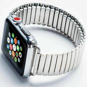 Stainless Steel Band for Apple Watch Series 7 6 5 4 3 Link Straps 38/40/42/44mm