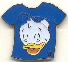 Disney Cast Lanyard Tee Shirt Dewey Duck Pin