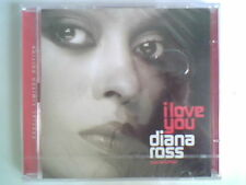DIANA ROSS I love you special edition cd + dvd SIGILLAT