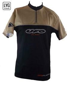 UFO MTB Jersey Mountain Bike Cycling Race Downhill Short Sleeve