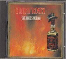 GUNS 'N' ROSES - jack daniel's tour 1988 CD