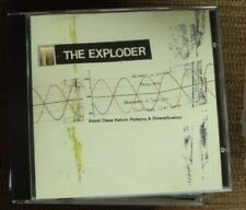 THE EXPLODER This Sound Starts Right Now CD early-00's post-hardcore Reptilian