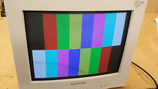 "CRT monitor 15"" Sceptre D50X new in box"