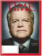 TIME Magazine September 7, 2009 Ted Kennedy Dies, Taliban, Google, Andy Roddick
