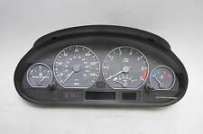 BMW E46 330Ci M54 Instrument Gauge Cluster Panel Speedo Tach 138K Auto / SMG OEM