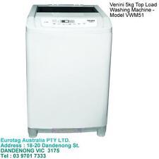 Venini VWM51 5kg Top Load Washing Machine