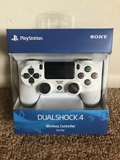 Sony PlayStation Dualshock 4 Controller - Glacier White (CUH-ZCT2J13) NEW