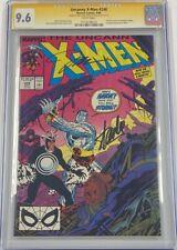 Marvel Uncanny X-Men #248 1st Jim Lee Cover Signed Stan Lee & Jim Lee CGC 9.6 SS