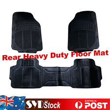 3pcs Set Rubber Car Floor Mat Front & Rear All Weather For Nissan Murano 2009-15
