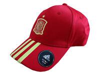 adidas Spanien Fan Basecap rot Weltmeisterschaft FEF Kappe Spain Cap verstellbar