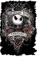 Nightmare Before Christmas # 13 - 8 x 10 - T Shirt Iron On Transfer
