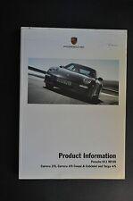Porsche 997 Product Book