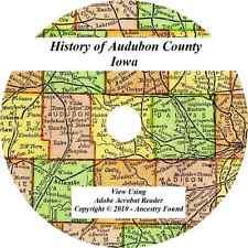 History & Genealogy AUDUBON COUNTY IOWA  Brayton Gray Exira  IA Biographies