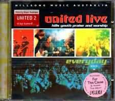 Hillsong United Live - Everday - MUSIC CD