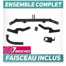 Attelage rigide Peugeot Partner I 96-02 +faisceau 7 broches
