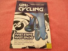 Uni-cycling  First Steps  First Tricks Wilkens, Andreas Anders/ Mager s/c bike