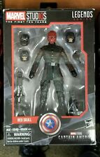 Marvel Legends Red Skull figure Marvel Studios First Ten Years