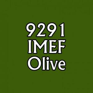 09291 IMEF OLIVE - 0.5 oz Dropper Reaper Master Series Paints