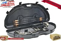 Plano Protector 1110 Compact Bow Hard Case Compound Arrow Archery Storage, NEW