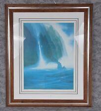 "George Sumner ""A Separate Kingdom"" Framed Artist Proof AP 22""x28"" Coastal Art"