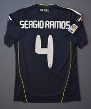 Sergio Ramos Real Madrid Jersey 2010 2011 Away S Shirt Camiseta Adidas ig93
