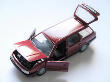 Volkswagen VW Passat 35i B3 VARIANT rot rouge rosso red metallic, Schabak 1:43!