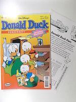 Die tollsten Geschichten von Donald Duck Sonderheft Nr.138 + Fragebogen