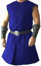 Medieval Celtic Viking Armor Padded Gambeson Sleeveless for Father's day Gift