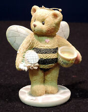 "Cherished Teddies ""Bea� Bee my friend figurine girl dressed as bee China"