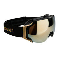 Bogner Snow Goggles Ski-Brille Just-B Gold | Black | Modell 2018