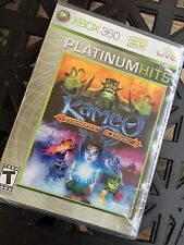 KAMEO ELEMENTS OF POWER / XBOX 360 / NEW & RARE ADVENTURE GAME, FREE SHIPPING!!