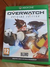 Overwatch (Xbox One, 2016) used condition