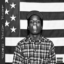 "ASAP ROCKY- "" Live Love A$AP""  (OFFICIAL MIXTAPE).. SUPER HOT!!!"