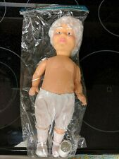 """Darice Collectible Grandmother Mrs. Claus Doll 14"""" With Spot For Music Button"""