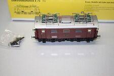 Brawa 43053 Digital Elok Baureihe E 73 01 DRG Sound Wechselstrom Spur H0 OVP
