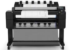 Hp Designjet T2500 36 Inch Color Inkjet Wide Format Printer Scanner