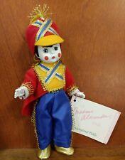 "Dd143 Madame Alexander Doll 8"" Toy Soldier Storyland series 1993"