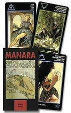 Erotic Tarots of Milo Manara (Cards)