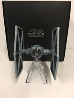 Imperial Tie Fighter - Empire Strikes Back Hot Wheels Elite CMC92