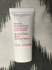"BN "" CLARINS "" TRAVEL SIZE BEAUTY FLASH BALM - 15ML !"
