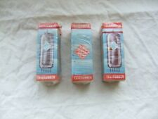 ECC82 (12AU7) Valves, 3 x Telefunken, Brand new and unopened